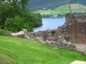 Uruquart castle
