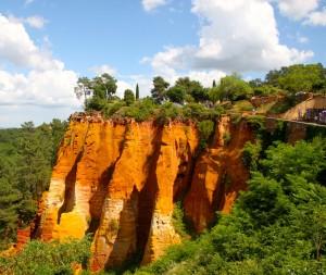 ocre cliffs 2
